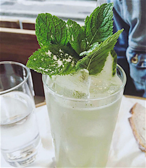 L Antiquaire cocktail2 L'Antiquaire