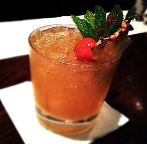 L Antiquaire cocktail4 L'Antiquaire