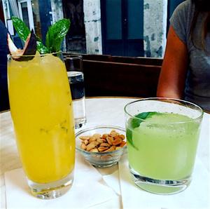 L Antiquaire cocktails1 L'Antiquaire