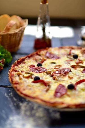 Antre Pizz Pizza1 L'Antre Pizz