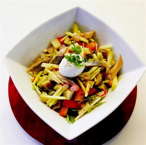 L Attrape Coeurs salad bowl L'Attrape-Coeurs