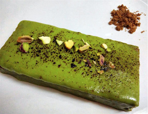 L Ebauche chocolat pistache L'Ébauche