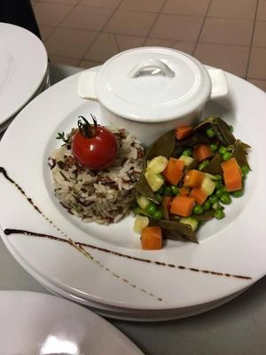 L Ecrin Plat1 L'écrin Restaurant