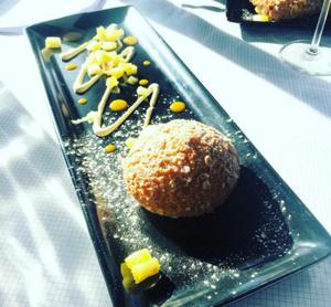 L Ermitage Hotel Cuisine a manger choux a la creme L'Ermitage Hôtel Cuisine-à-manger