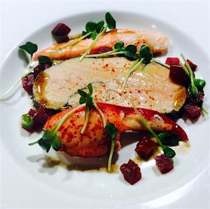L etage foie gras L'étage