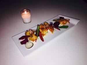 Linedit tapas gastronomique L'Inédit