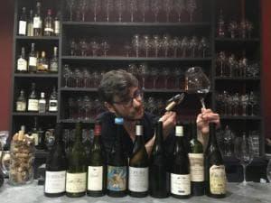 Livresse degustation de vins L'ivresse