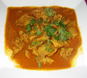 La Case Creole porc curry La Case Créole