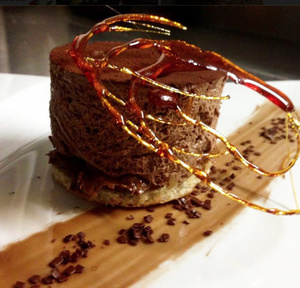 La Guinguette dessert chocolat LA GUINGUETTE
