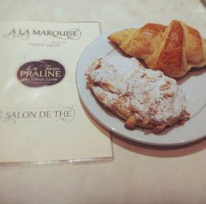 La Marquise croissant La Marquise