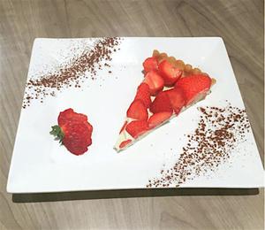 La Tabl ature tarte fraises La Tabl'ature