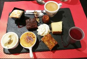 La Table des Bouchers cafe gourmand La Table des Bouchers