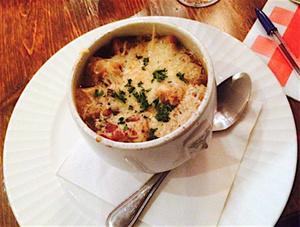 selection La Traboulerie soupe oignon La Traboulerie