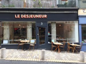 Le Desjeuneur Lyon Brunch petit dejeuner  Le Desjeuneur