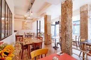 Le desjeuneur Coffee shop cadre petit dejeuner brunch Le Desjeuneur