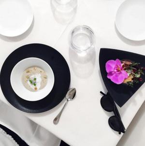 Le Gourmet de Seze table Le Gourmet de Sèze