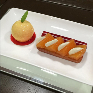 Le neuvieme art dessert1 Le neuvième art