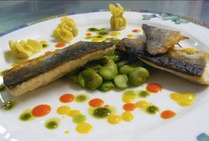 Selection Le Rochetoirin plat poisson Le Rochetoirin