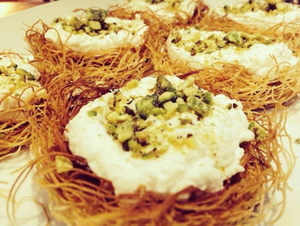 Le Roi Falafel Creme pistache Le Roi Falafel