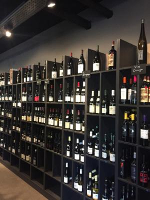 Vin et un plat cave Le Vin et Un Plat Saint Symphorien