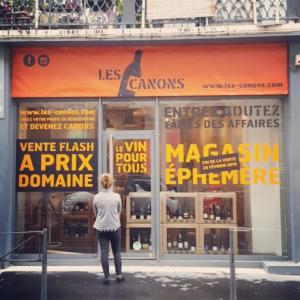 lescanons boutiques Les Canons