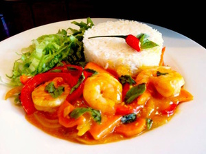 Macanudo crevettes curry coco Macanudo