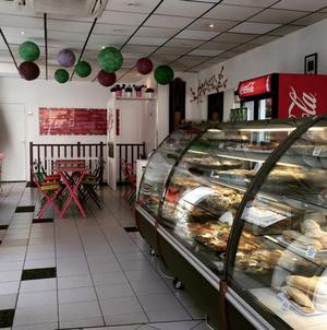 Marina cafe lunch gouter salle2 Marina café lunch goûter