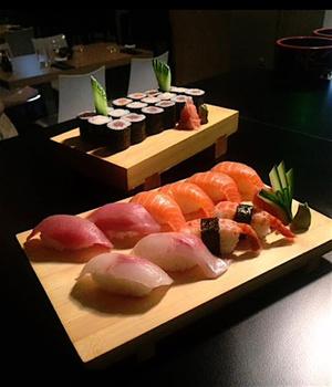 Miko Sushi plat2 Miko Sushi