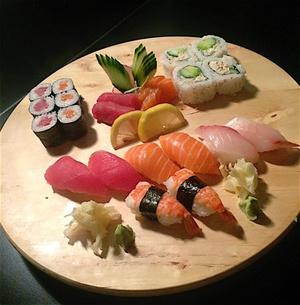 Miko Sushi plat3 Miko Sushi