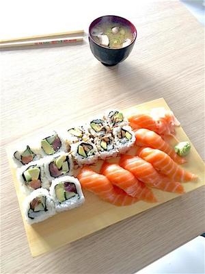 Miko Sushi plat4 Miko Sushi