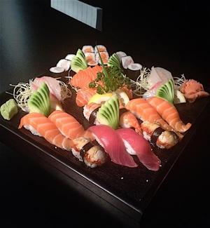 selection Miko Sushi plat1 Miko Sushi