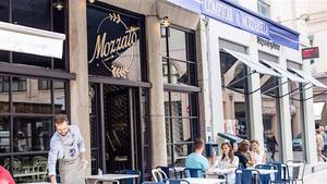 Mozzato  Comptoir a Mozzarella exterieur Mozzato - Comptoir à Mozzarella
