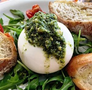 Mozzato  Comptoir a Mozzarella plat2 Mozzato - Comptoir à Mozzarella