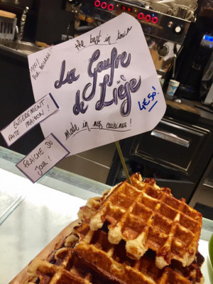 new three cafe gaufres NewTree Café