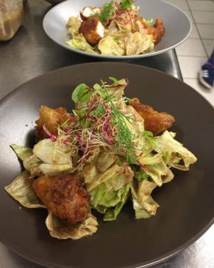 Sampa salade poulet Sampa