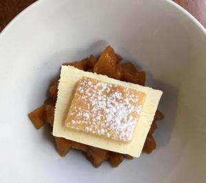 Sauf Imprevu Ananas caramelise badiane Sauf Imprévu