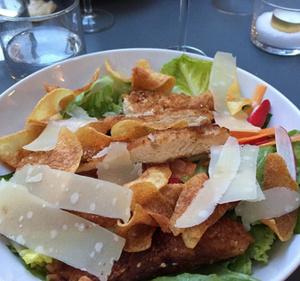 Sauf Imprevu salade Sauf Imprévu