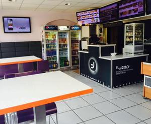 Selection Snack de Lyon  El Jood salle2 Snack de Lyon - El Jood