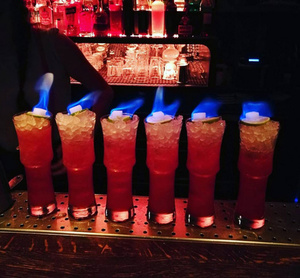 selection Soda Soul n spirits cocktails zombie Soda Soul'n spirits