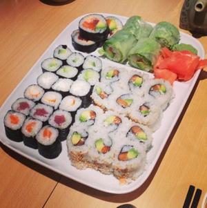 Selection Sushido sushis1 Sushido