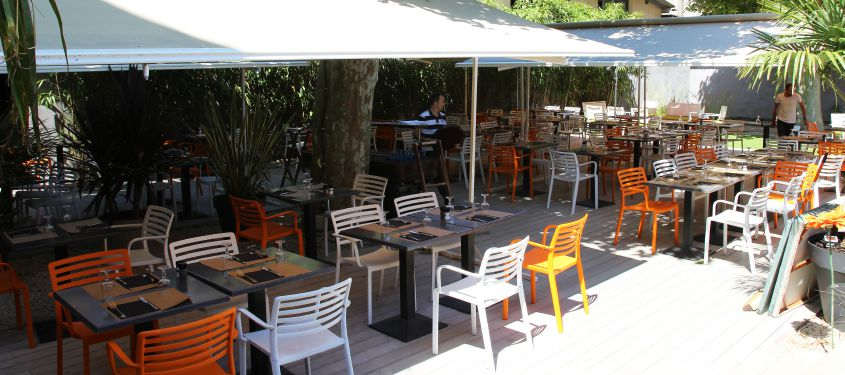 Restaurant terrasses lyon le classement des lyonnais - Table jardin oogarden lyon ...