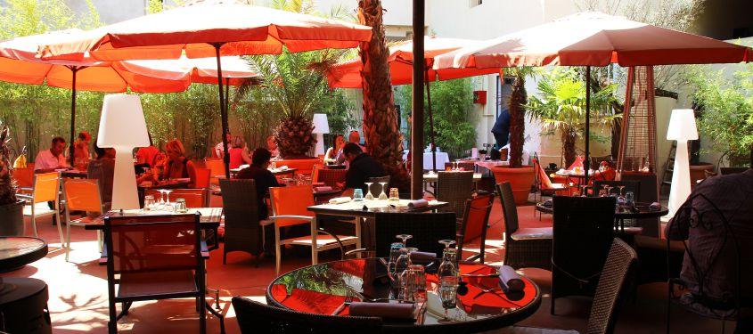 Restaurant avec terrasse à Lyon et ses alentours