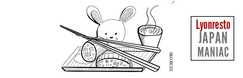 Les spécialités japonaise sur lyonresto.com